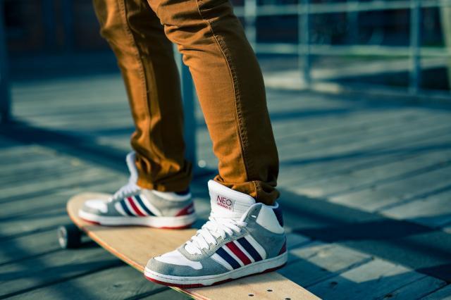 Traspaso tienda de calzado deportivo