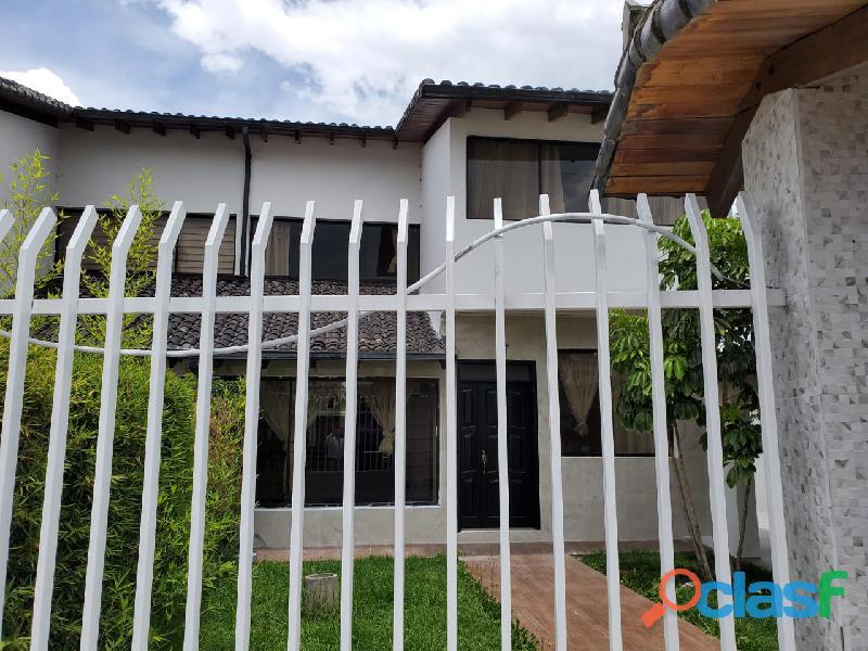 Casa En Venta Chillos Sangolqui Frente A La ESPE 1