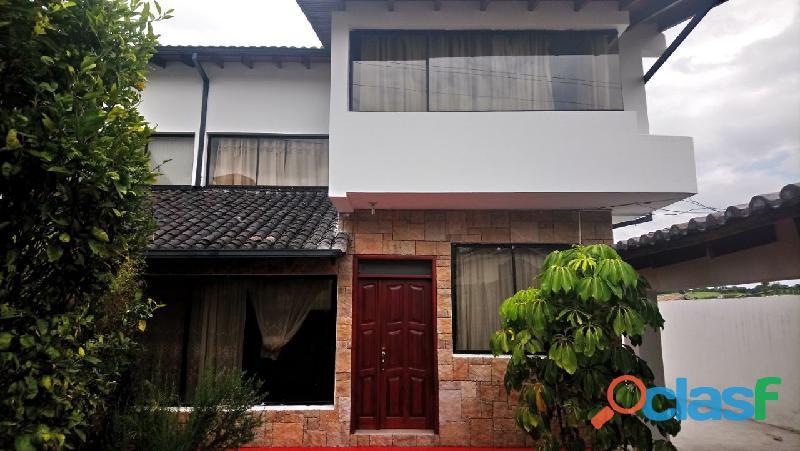 Casa En Venta Chillos Sangolqui Frente A La ESPE 6