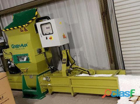 compactadora de corcho blanco GREENMAX A c100