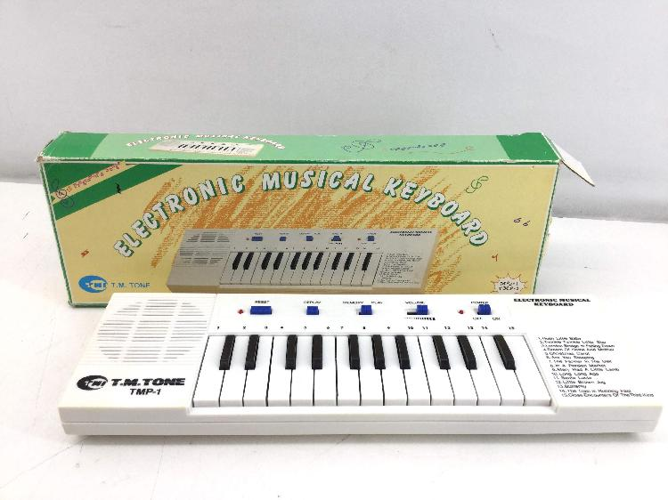Teclado electronico otros t.m.tone tmp1