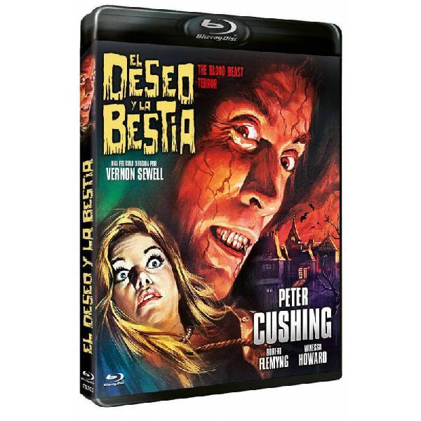 El deseo y la bestia (blu-ray) (the blood beast terror)