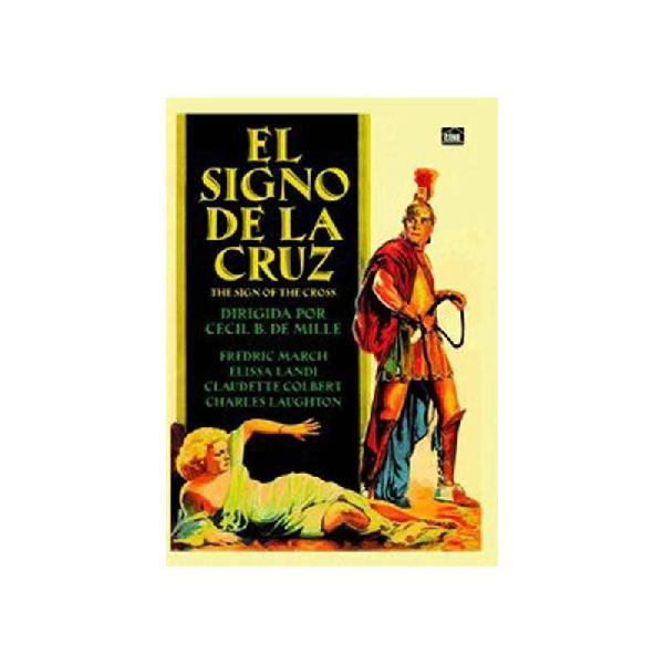 El signo de la cruz (the sign of the cross)