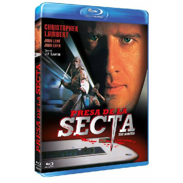 Presa de la secta (blu-ray) (the hunted)
