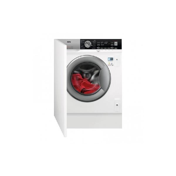 Aeg l7wec842bi lavadora & secadora capacidad carga 8 kg,