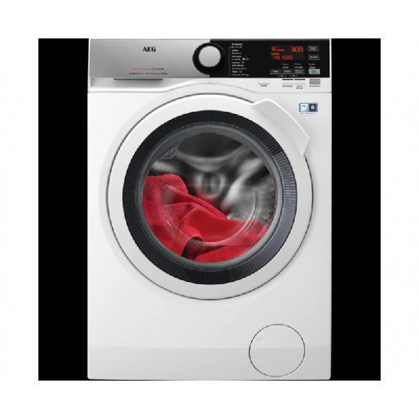 Aeg l7wee861 lavadora secadora lava 8 kg, seca 6 kg, 1600