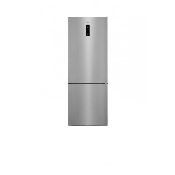 Aeg rcb65121tx frigorífico comb inox capacidad (l): 461