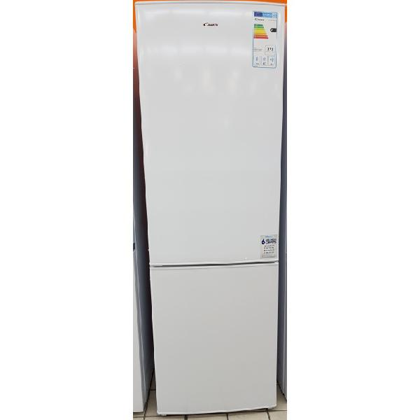 Candy ccbs6182wh2n frigorifico combi 185 cm, capacidad 300l,