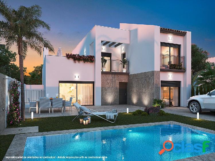Villa de 3 dormitorios en Ciudad Quesada 1