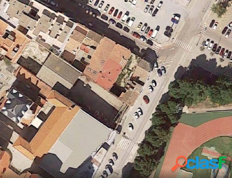 Urbano/solar/parcela en venta en c/ cervantes con edificabilidad para 10 viviendas, gandia, valencia