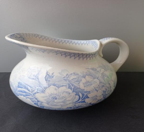 Antiguo aguamanil o vasija, francesa, jardiniere u&c