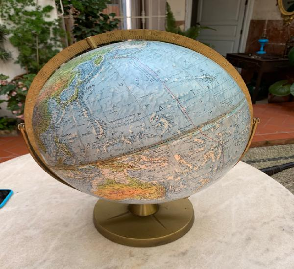 Bola del mundo, mapamundi, globo terráqueo