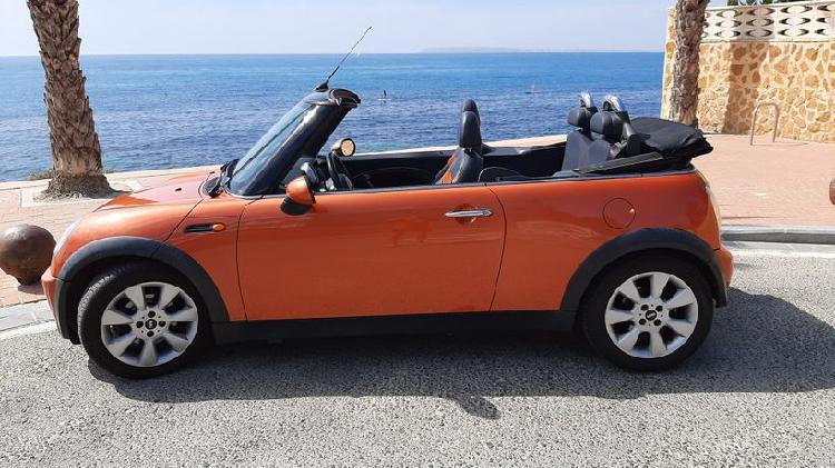 Mini mini cooper cabrio aut.