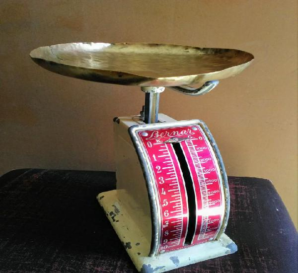 Peso balanza antiguo