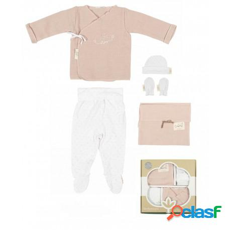 Bimbi dreams - set de nacimiento dream de bimbi casual rosa