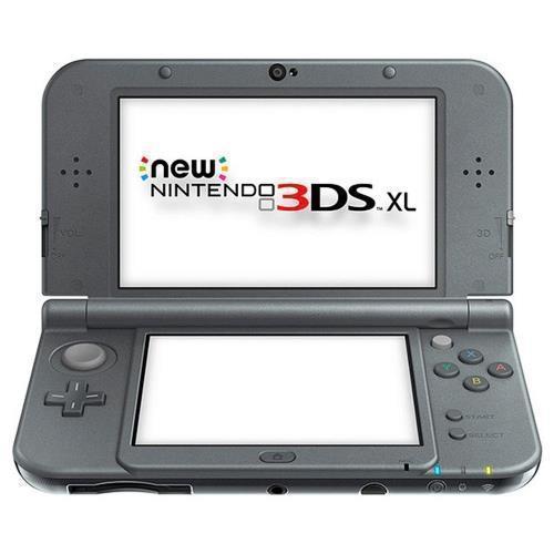 Nintendo nueva consola 3ds xl 4 gb + 2 juegos ofrecidos
