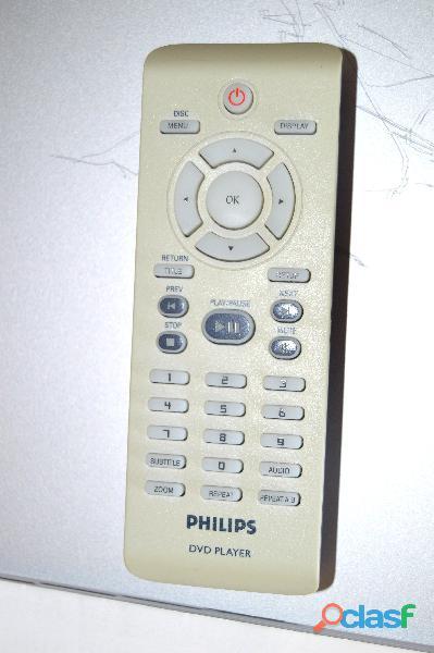 Reproductor de DVDs modelo Philips DVP 3040 5