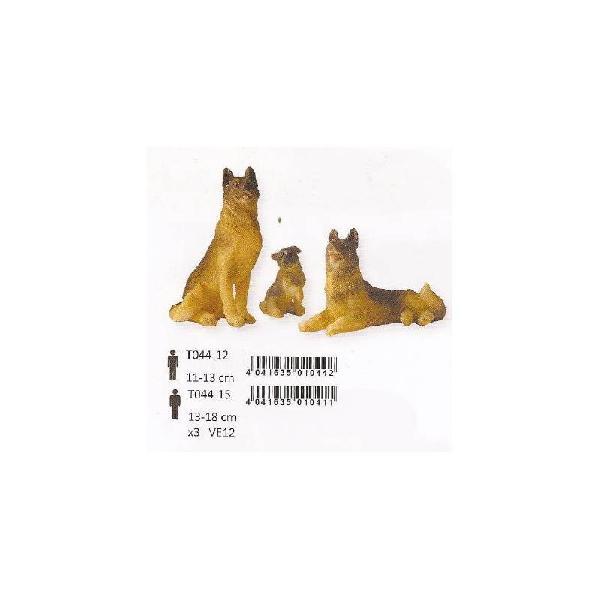 Familia 3 perros