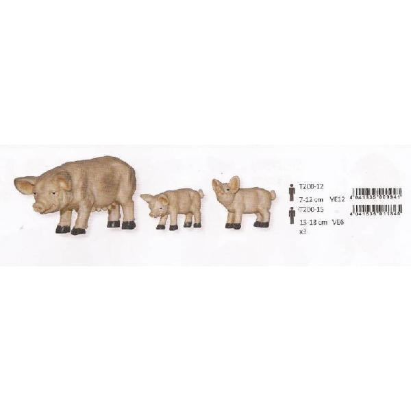 Familia cerdos