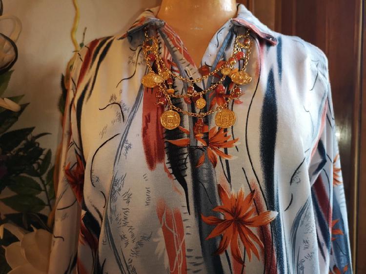Genial camisa género invierno
