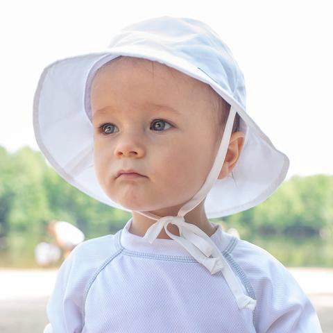 Sombrero gorro con protección solar greensprouts