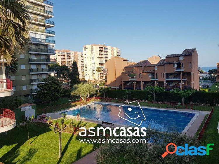 Agencia inmobiliaria en benicasim vende apartamento en zona els terres