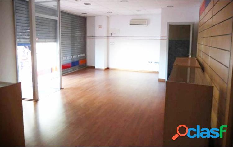Alquiler de local comercial en Plaza Castilla (Elche) 1