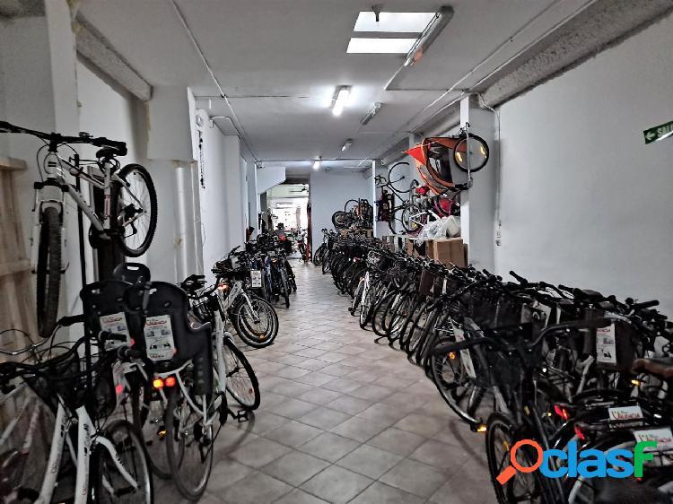 Traspaso de negocio de alquiler motos, patinetes y bicicletas