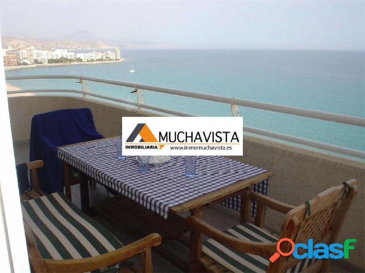Apartamento primera línea mar en Playa Muchavista 2