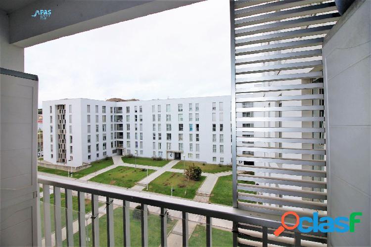 Peñacastillo, santander piso dos habitaciones con ascensor, garaje y trastero