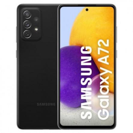 Comprar samsung galaxy a72 8/256gb negro libre   inmovil