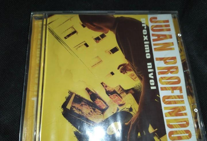 Juan profundo – proximo nivel cd rap hip hop