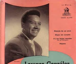 Lorenzo gonzález– historia de un amor / mujer sin
