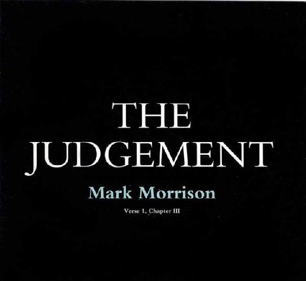 Mark morrison - the judgement. cd