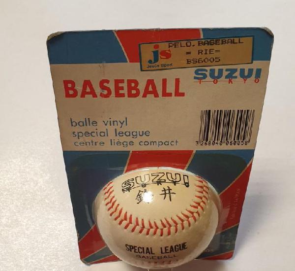 Pelota baseball suzui tokyo nueva a estrenar en envase