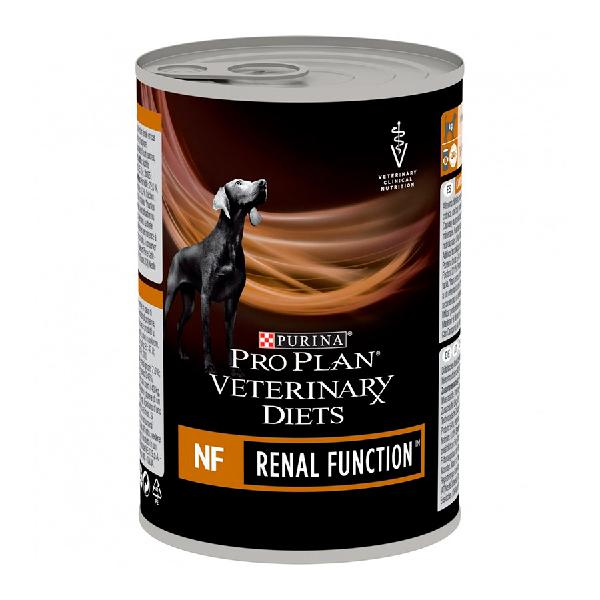 Pack 12 latas purina veterinary diets canine nf renal