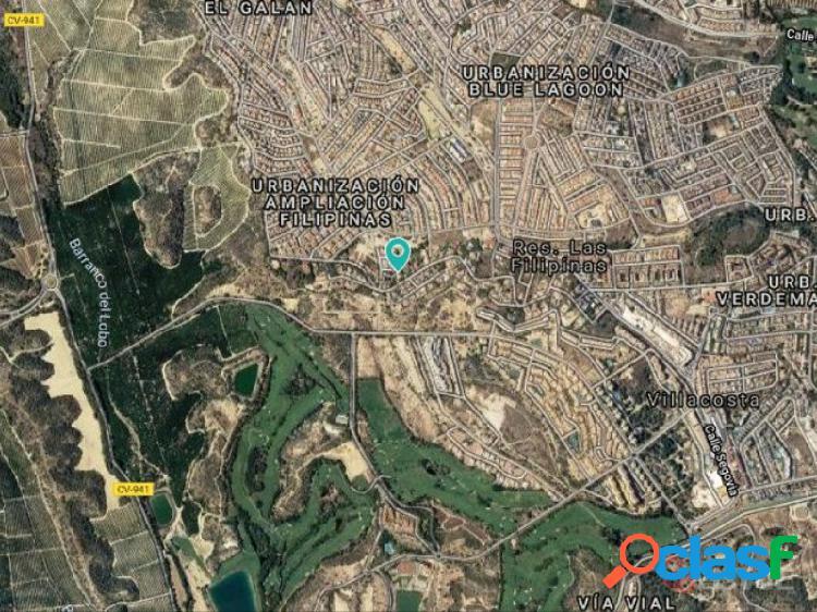 Solar Urbano para 13 Villas, Las Filipinas, Orihuela Costa, Alicante, España 2