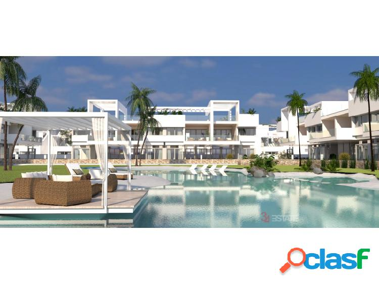 Bungalows laguna beach resort planta baja