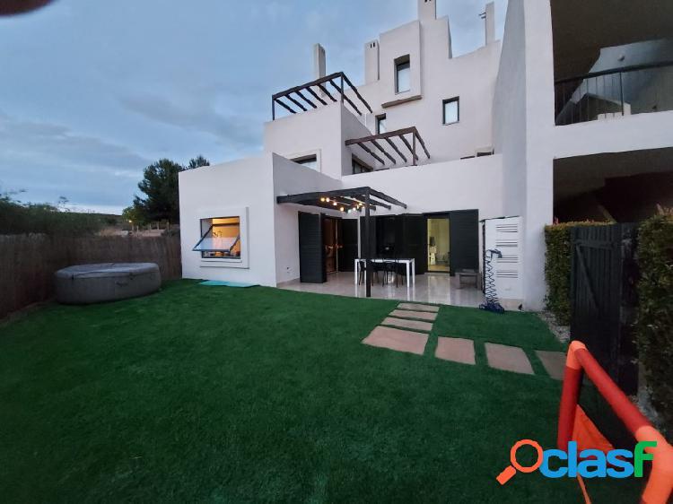 Espectacular apartamento totalmente reformado en corvera golf