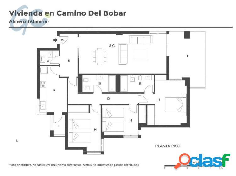 Gc pone a la venta un piso en la zona de el cerro del aguila, sevilla junto a la avenida de andalucia.