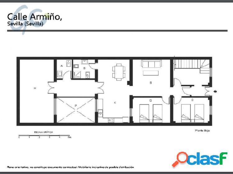 Gc pone a la venta una amplia casa para reformar en la zona norte, en valdezorras, sevilla