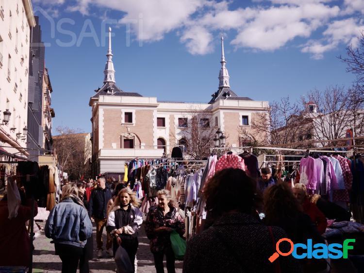 LOCAL COMERCIAL EN LA MEJOR ZONA DEL RASTRO MADRILEÑO 3