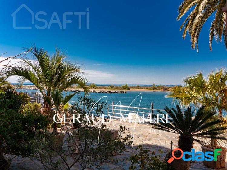Apartamento t3 con terraza vista al mar a poco metros de la playa de santa margarita