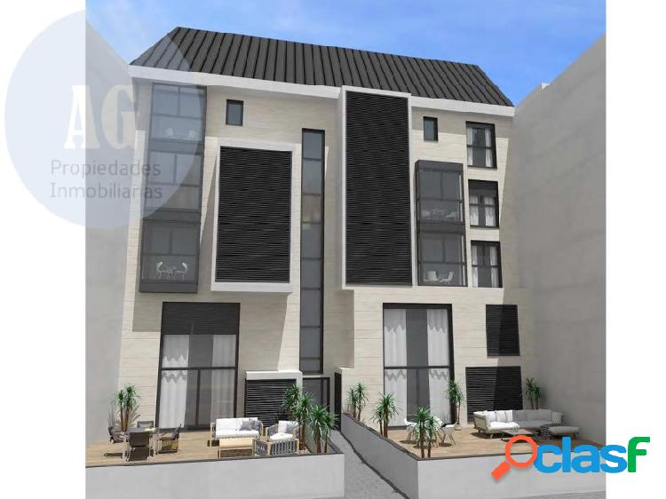 Ático con terraza 20 m2