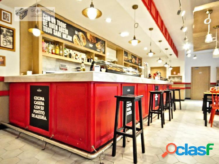 Traspaso Bar Restaurante de 150m² con Terraza en C.C. Carrefour San Fernando de Henares 1