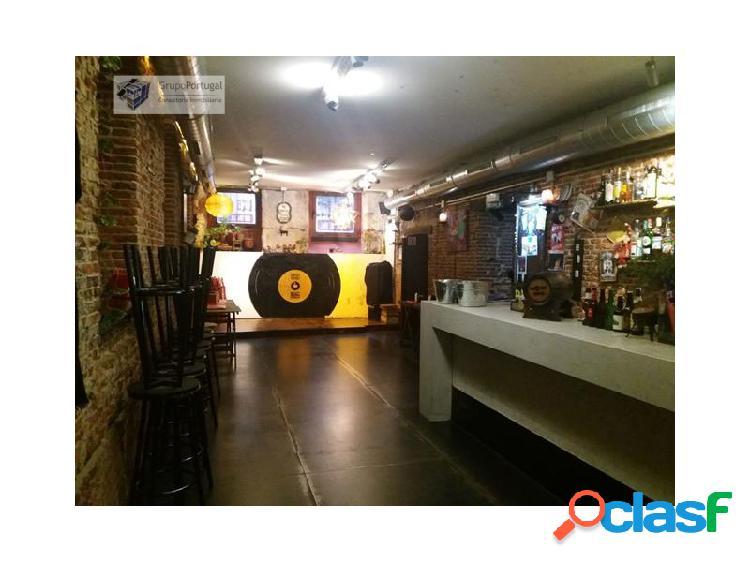 Traspaso Bar Restaurante con Terraza en La Latina 1