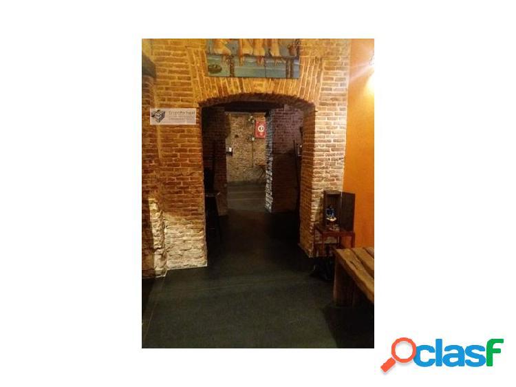 Traspaso Bar Restaurante con Terraza en La Latina 2