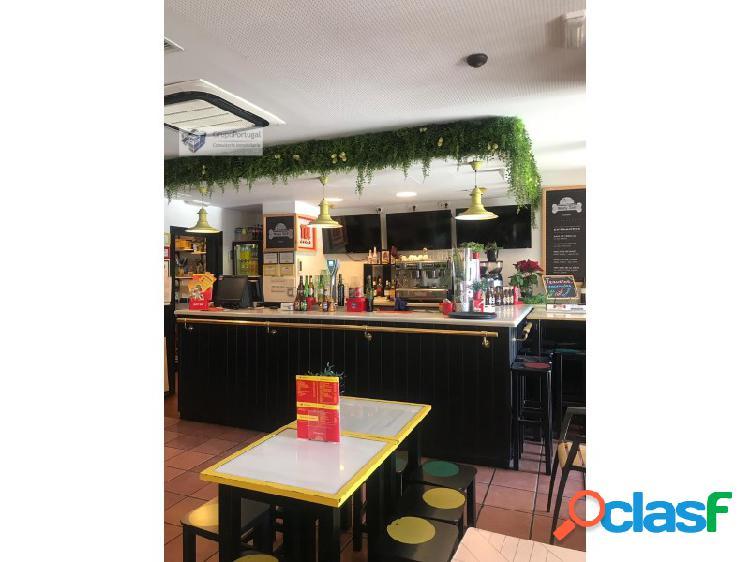 Traspaso bar restaurante de 120 m² en las rozas.