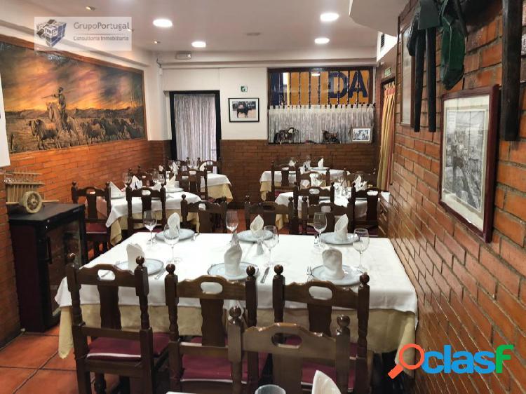 Traspaso Bar Restaurante Zona Ventas 1
