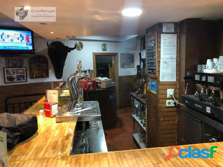 Traspaso Bar Restaurante Zona Ventas 2